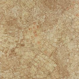 Peel & stick Mosaic floor tile