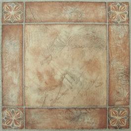 spanish style vinyl tile
