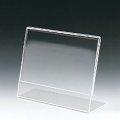 5x7 picture frames-acrylic-clear