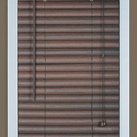 2 Inch Wood-Look Venetian Blinds