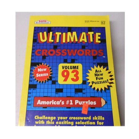 UltCrosswords