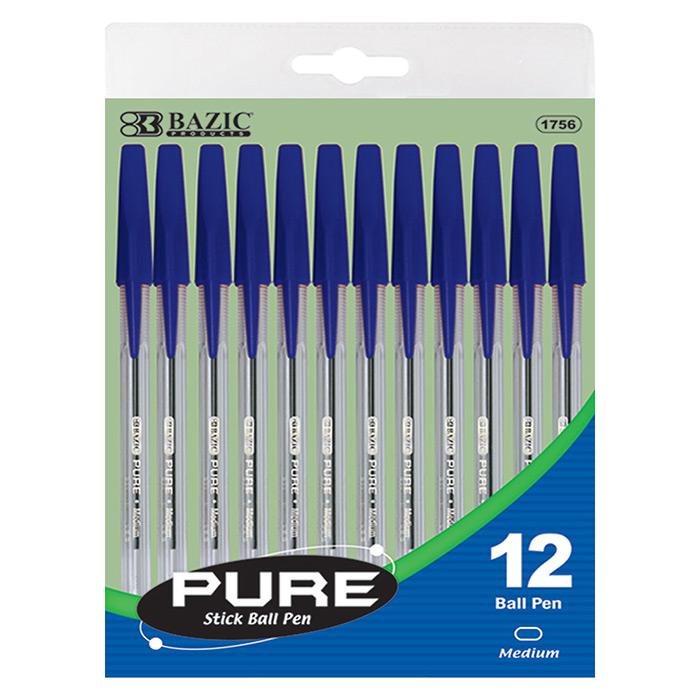 cheap blue pens