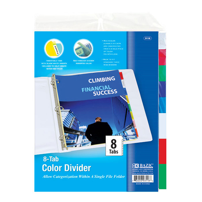 Cheap Binder Dividers