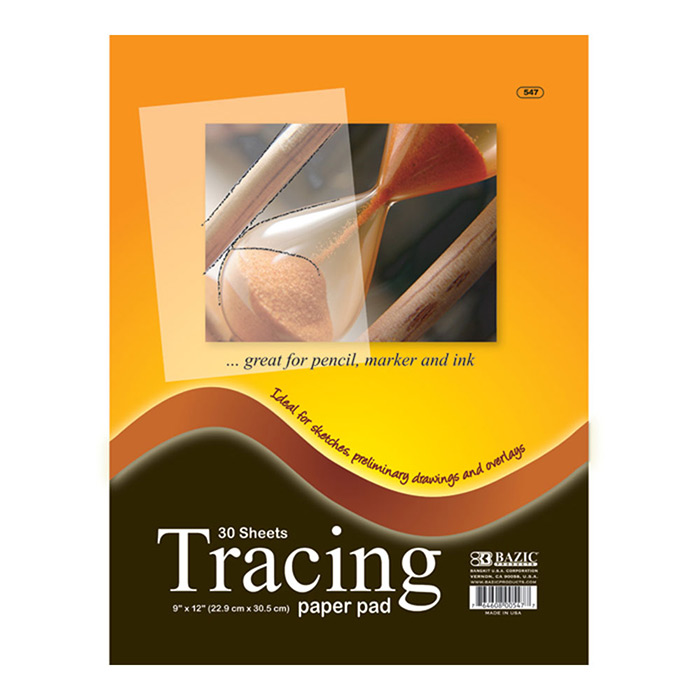 Cheap tracing paper
