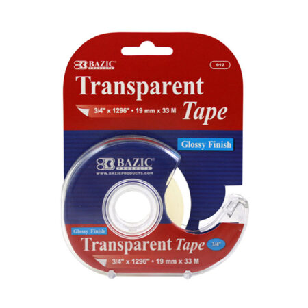 cheap transparent tape