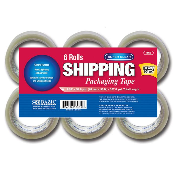 heavy duty packing tape