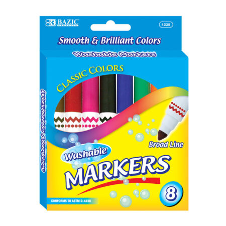 Cheap washable markers