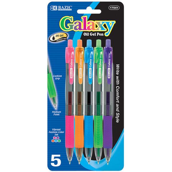 Cheap fashion color gel pens