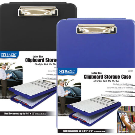 Cheap clipboard storage cases