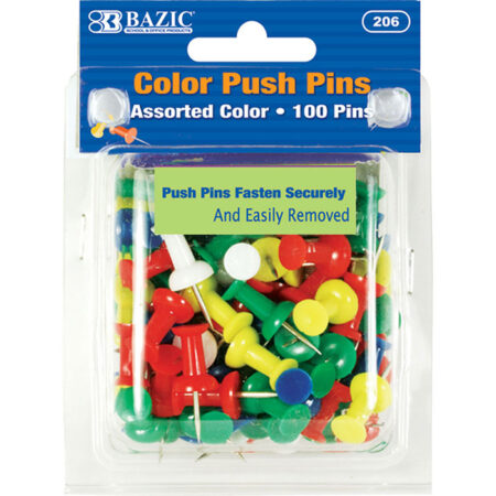 Cheap Push Pins