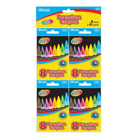 Cheap Crayons - 4 boxes