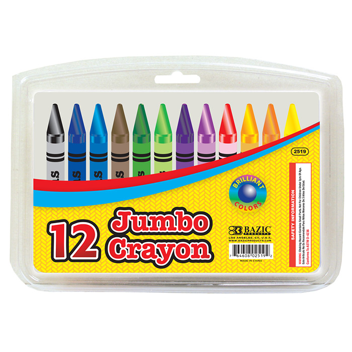 Cheap Jumbo Crayons