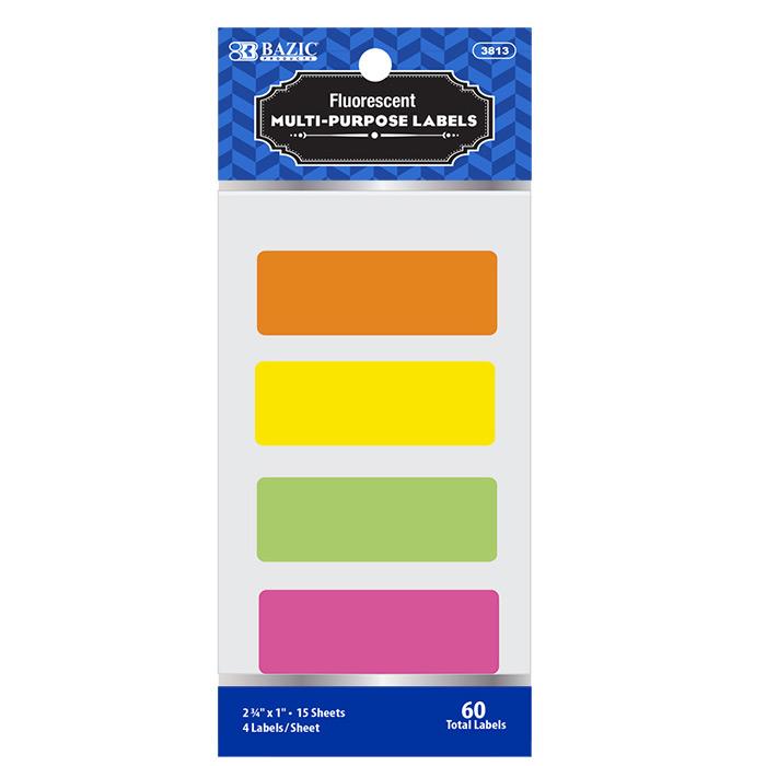 Cheap Fluorescent Labels