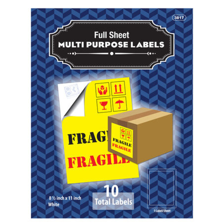 Cheap multi purpose labels