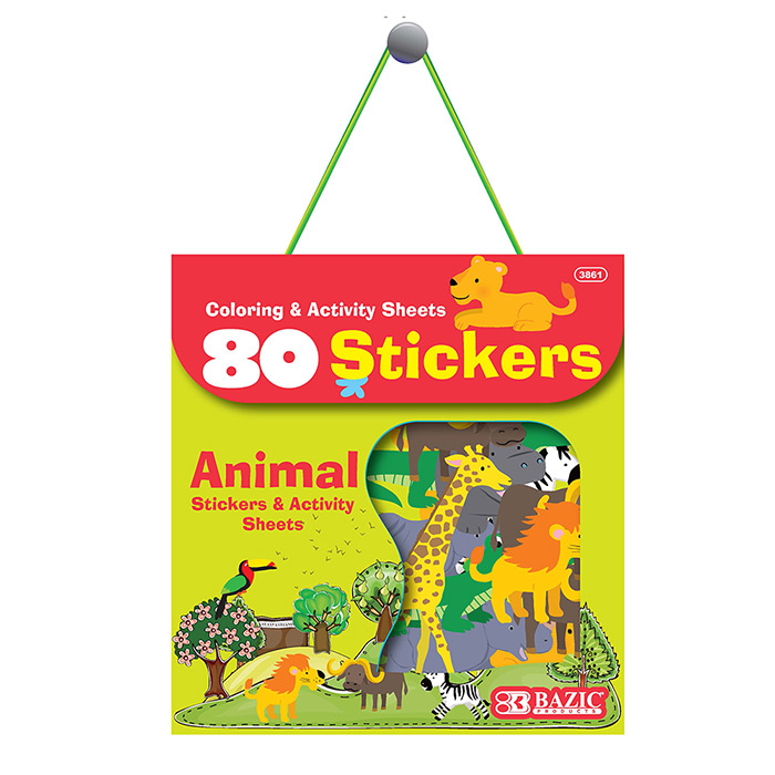 Cheap Animal Stickers