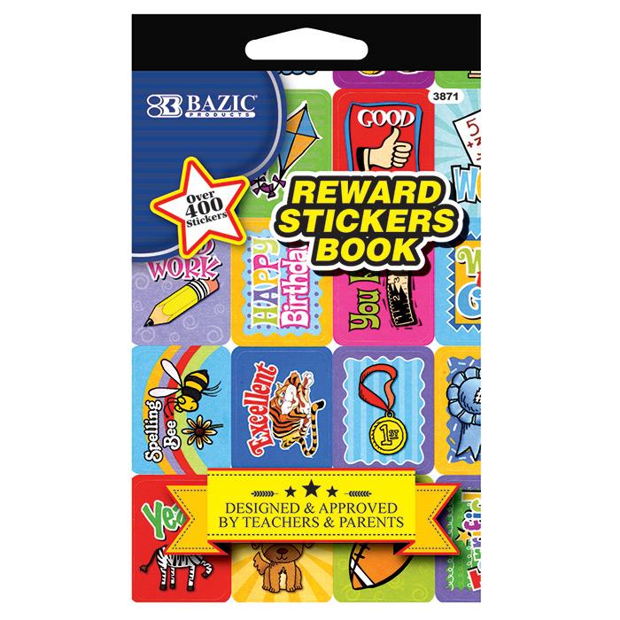 Cheap Reward Sticker Book