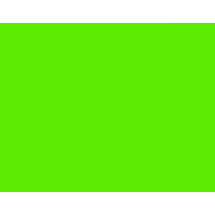 Cheap Poster Board Fluorescent Green