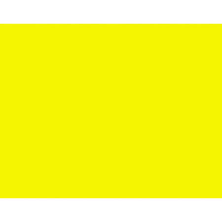 Cheap Poster Board Fluorescent Yellow
