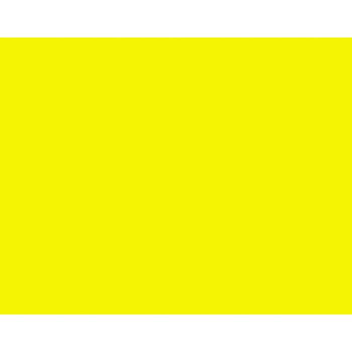 Cheap Poster Board Fluorescent Yellow