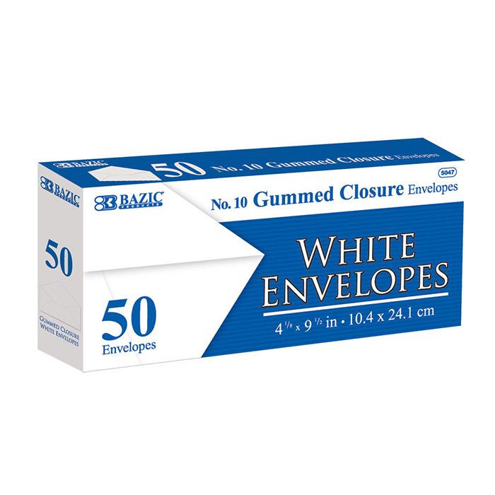 Cheap White Envelopes