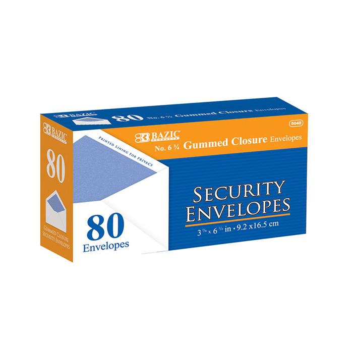 Cheap Security Envelopes
