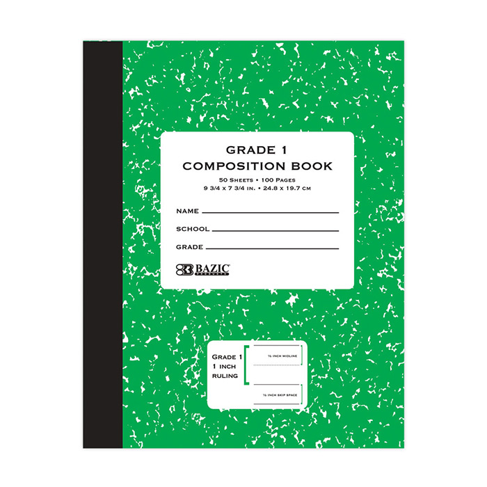Cheap composition books