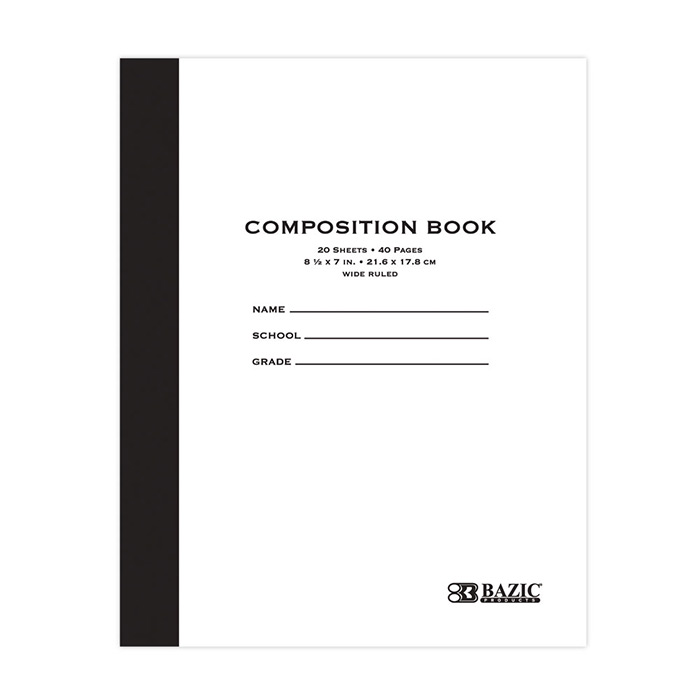 Cheap Composition Book