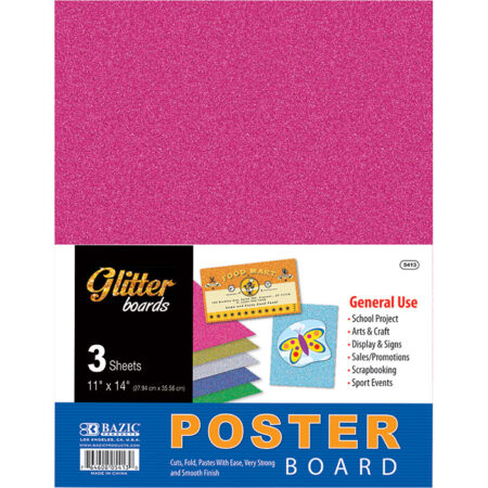 Cheap Glitter Poster Board
