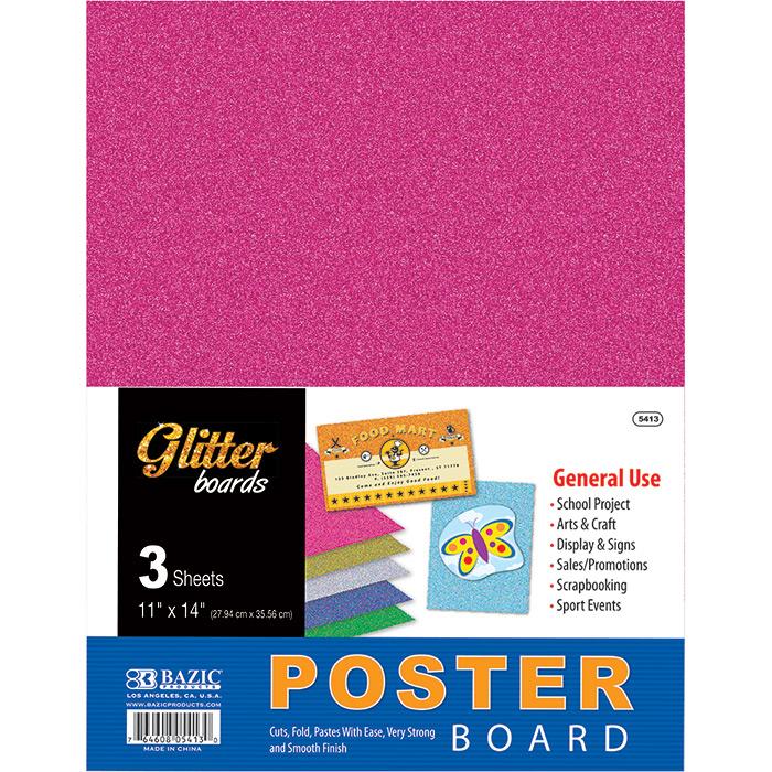 Cheap Glitter Poster Board