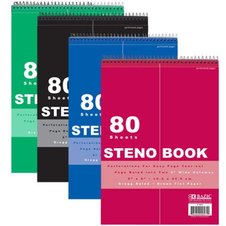 Cheap steno pads