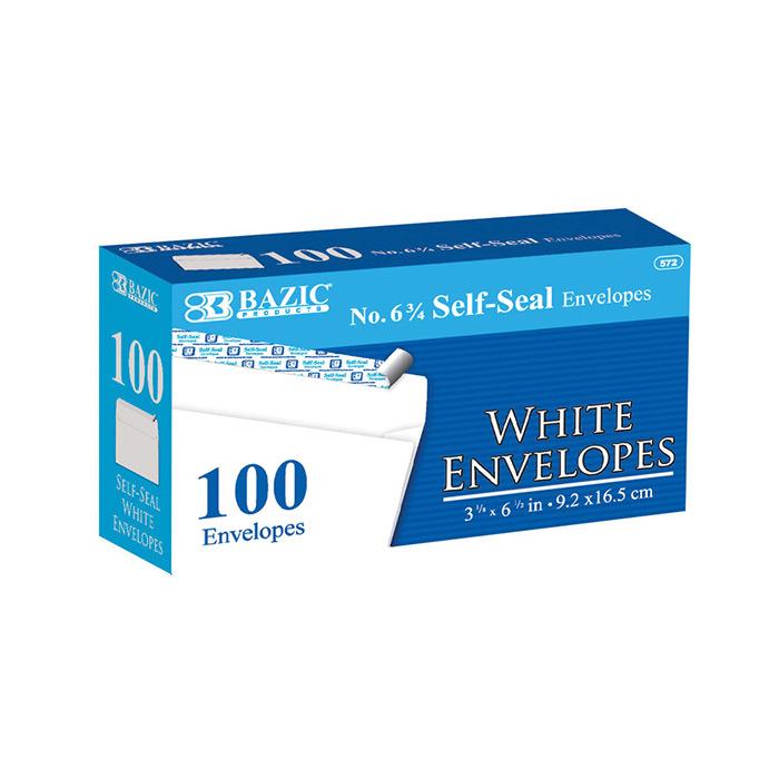 Cheap Self Seal White Envelopes