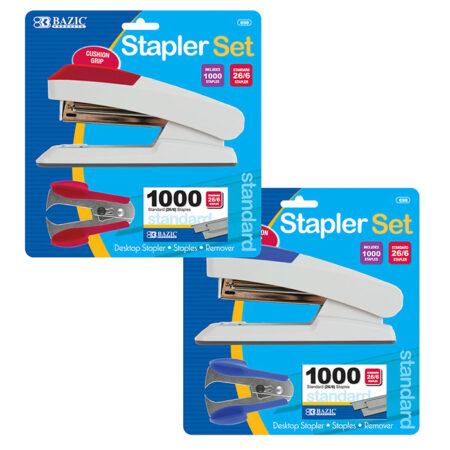Cheap stapler set