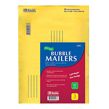 ENVELOPES-PACKING & SHIPPING SUPPLIES