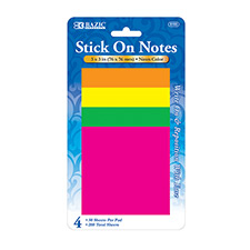 Stick on Post Notes