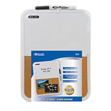 White Board - Cork - Dry Erase