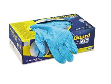 blue nitrile gloves wholesale
