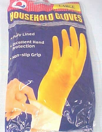 cheap rubber latex dish washing gloves wholesale