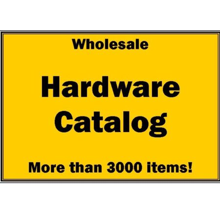 Wholesale Hardware Supplies