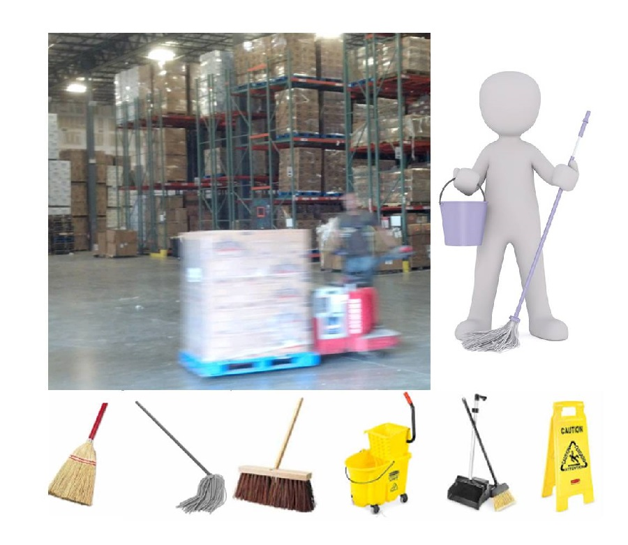 Wholesaleer of Janitorial Supplies
