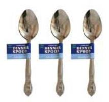 Dinner Spoons-4PC