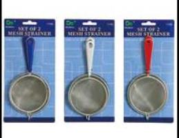 Mesh Strainer-Set of 2