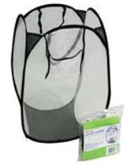 Pop-Up Laundry Hamper 12.5x20.5h