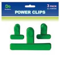Power Clips 3 Pack