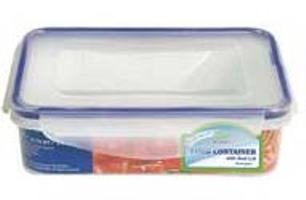 Rectangular Container with Click Lock 26oz