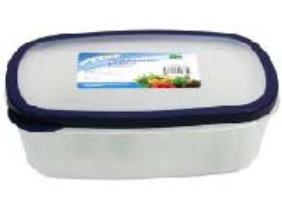 Rectangular Container with Soft Seal Lid 63oz