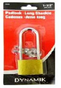 1-1-2 inches (40MM) LONG PADLOCK