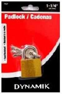 1-1-4 inches (30MM) PADLOCK