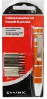 9 IN 1 PRECISION SCREWDRIVER SET