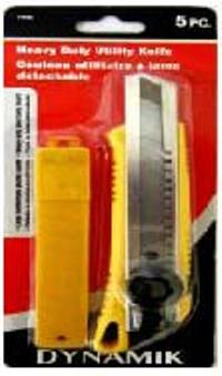HEAVY DUTY UTILITY KNIFE