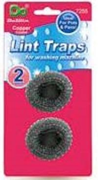 Lint Traps 2PK